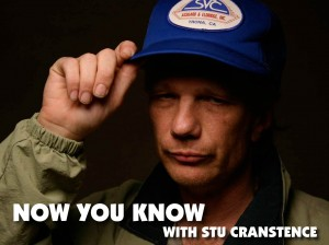 Stu Cranstence tells it like it is.