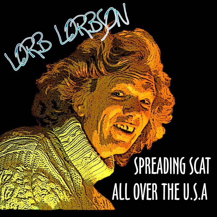 Lorb Lorbson concert tour t-shirt