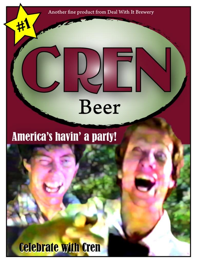 Cren beer
